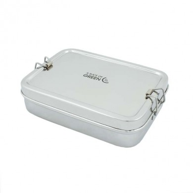Rampur Lunch Box in acciaio inox - A Slice of Green