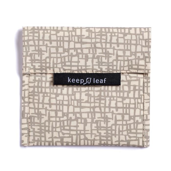 Sacchetto porta alimenti Mesh - Keep Leaf