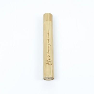 Custodia spazzolino da denti in bamboo  - Curanatura