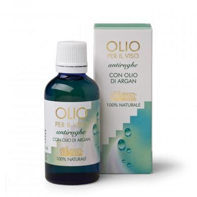 Olio per il Viso Antirughe 50 ml - Argital