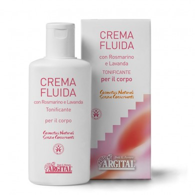 Crema Fluida tonificante 200 ml - Argital