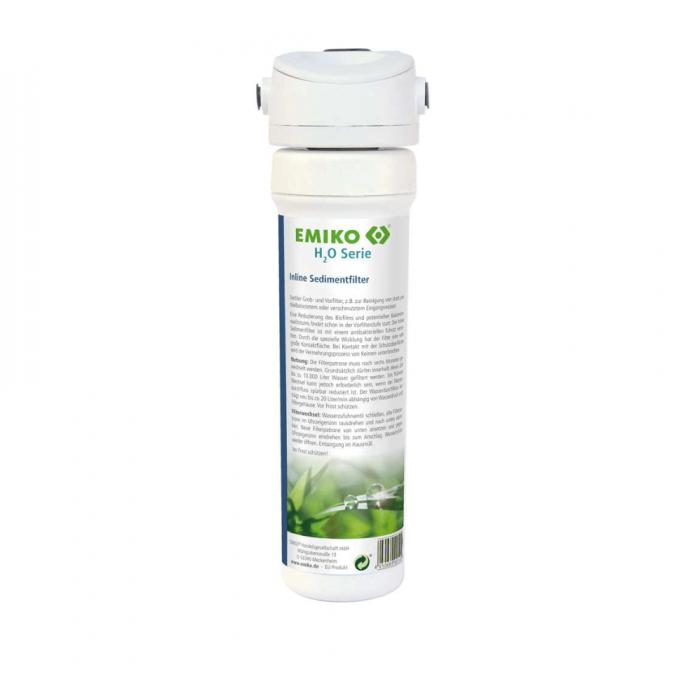 EM-X® Aqua Inline Sedimenti set - Emiko®