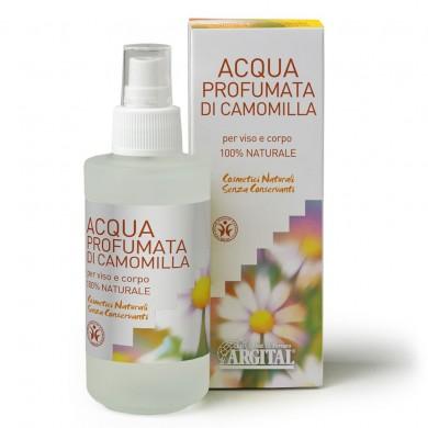 Acqua profumata di Camomilla 125 ml - Argital