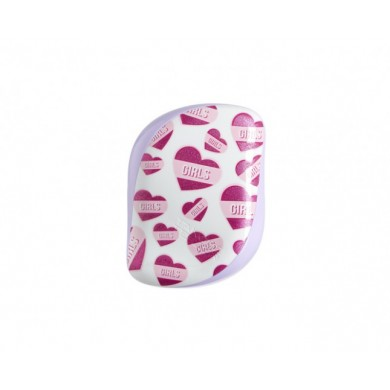 Spazzola Compact Styler Girl Power - Tangle Teezer