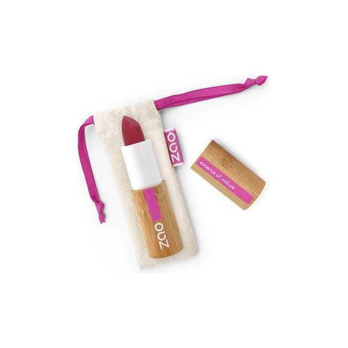 Lipstick Soft Touch n. 436 Red Purple - Zao